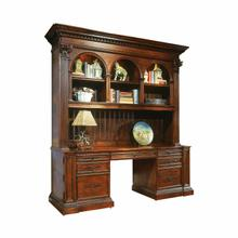 See Details - Knightsbridge Home Office with Bookcase