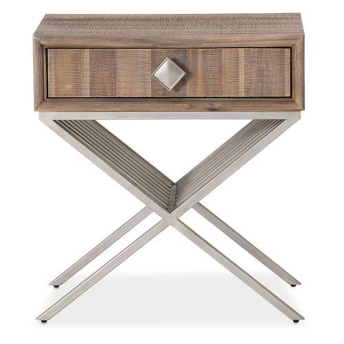 Amini - Side Table W/drawer
