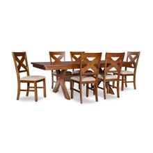 Kraven 7pc Dining Set
