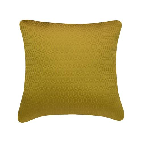 Biscay Euro Cushion - Feather / 100% Polyester