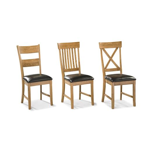 Family Dining Slat Back Chair