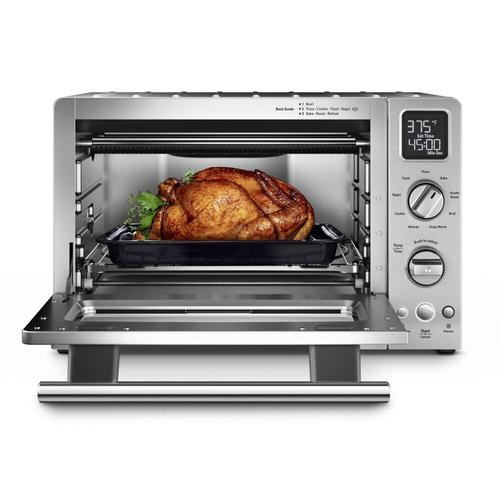"""KitchenAid - 12"""" Convection Digital Countertop Oven Stainless Steel"""