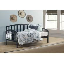 Carolina Complete Twin Size Daybed, Navy