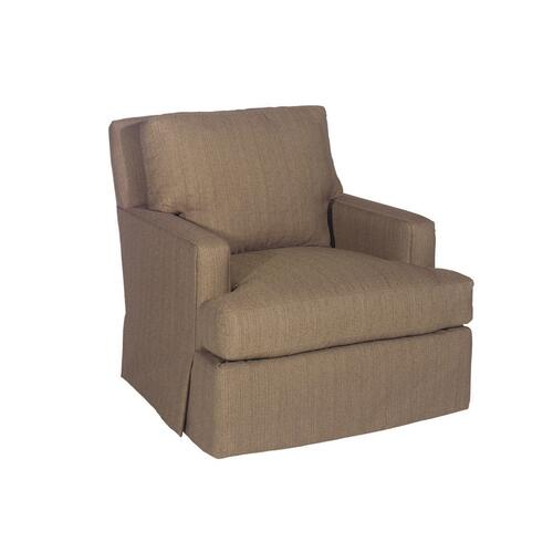 Mandolin Swivel Chair