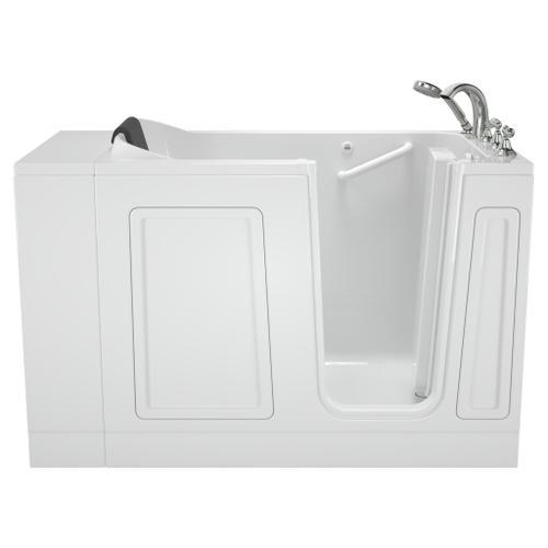 American Standard - Acyrlic Luxury Series 30x51 Walk-in Tub Right Drain  American Standard - White