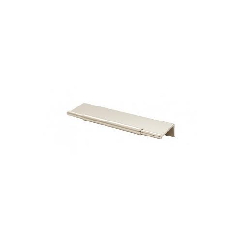 Crestview Tab Pull 5 Inch (c-c) - Polished Nickel