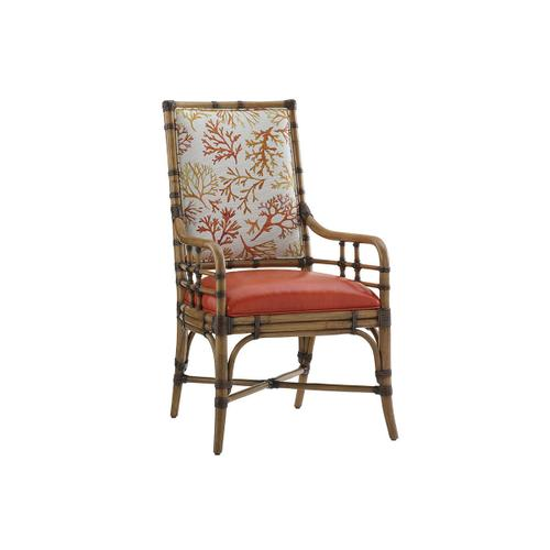 Summer Isle Upholstered Arm Chair