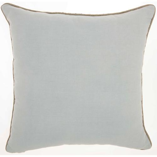 "Luminescence Pn949 Powder 18"" X 18"" Throw Pillow"