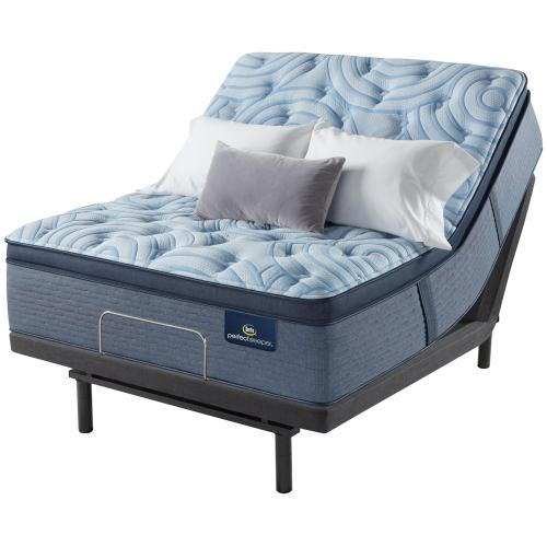 Perfect Sleeper - Luminous Sleep - Plush - Pillow Top