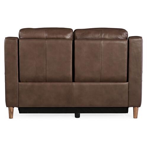 Living Room Lachlan Power Recline Loveseat w/ Power Headrest