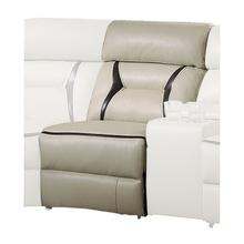 See Details - Power Armless Reclining Chair