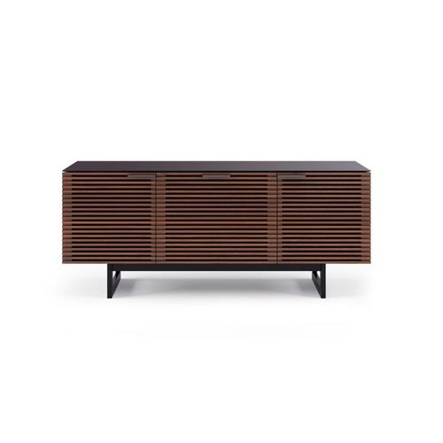 Triple Width Cabinet 8177 in Chocolate Stained Walnut