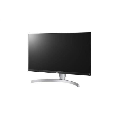 27'' IPS UHD 4K Monitor (3840x2160) with VESA DisplayHDR™ 400, USB Type-C™, Radeon FreeSync™, Black Stablilizer, HDCP 2.2 Compatible & Ergonomic Stand