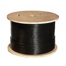 24-4 PAIR CAT5 350MHz Direct Burial 1000ft Spool Black