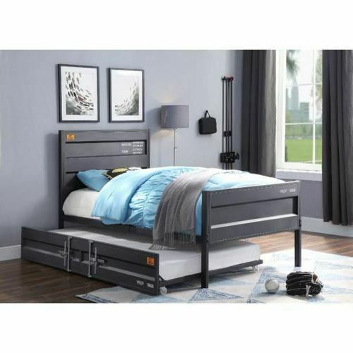 ACME Cargo Twin Bed - 35920T - Gunmetal