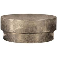 Pyrite Round Cocktail Table