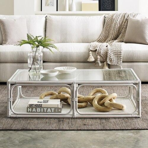 Lorenzo Rectangular Cocktail Table