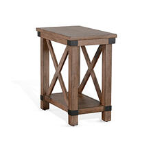 Doe Valley Chair Side Table