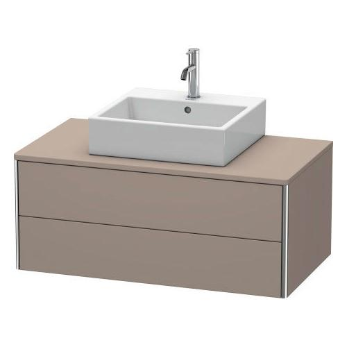 Product Image - Vanity Unit For Console Wall-mounted, Basalt Matte (decor)