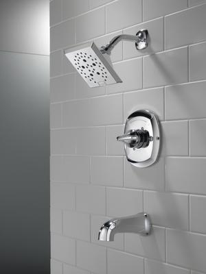 Chrome Monitor ® 14 Series Tub and Shower Product Image