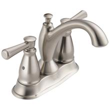 Stainless Traditonal Two Handle Centerset Bathroom Faucet