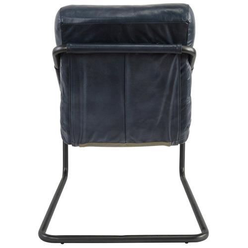 Classic Home - Jackson Accent Chair Blue