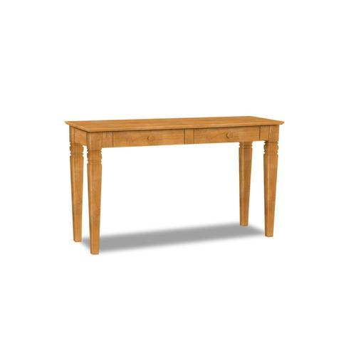 John Thomas Furniture - Java Sofa Table w/ Drawers