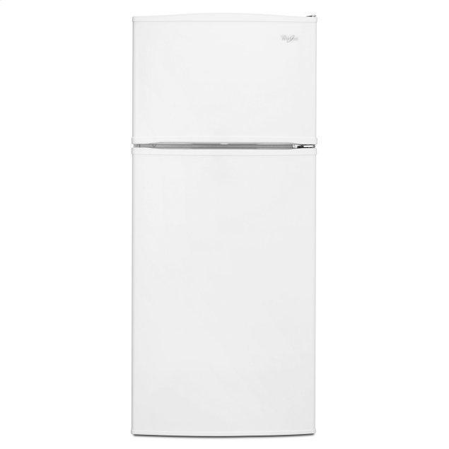 Whirlpool 28-inch Wide Top Freezer Refrigerator - 16 cu. ft. White