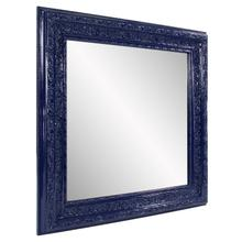 View Product - Nottingham Navy Blue Mirror