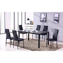 Nior 7pc Dining Chair