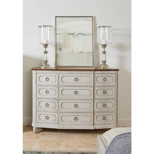 Stanley Furniture - Hillside Dressing Chest - Chestnut