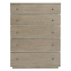 Mosaic Tall Drawer Chest in Dark Taupe (373)