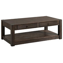 Salem Coffee Table w/Drawers