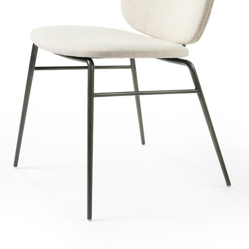 Randall Dining Chair-savile Flax