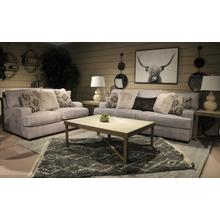 Mercado Loveseat Pewter