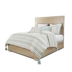 Queen Panel Bed (2 Pc)