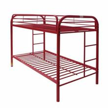 ACME Thomas Twin/Twin Bunk Bed - 02188RD - Red
