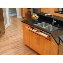 """Rev-A-Shelf - 6581-31-52 - 31"""" Stainless Sink Front Tray"""