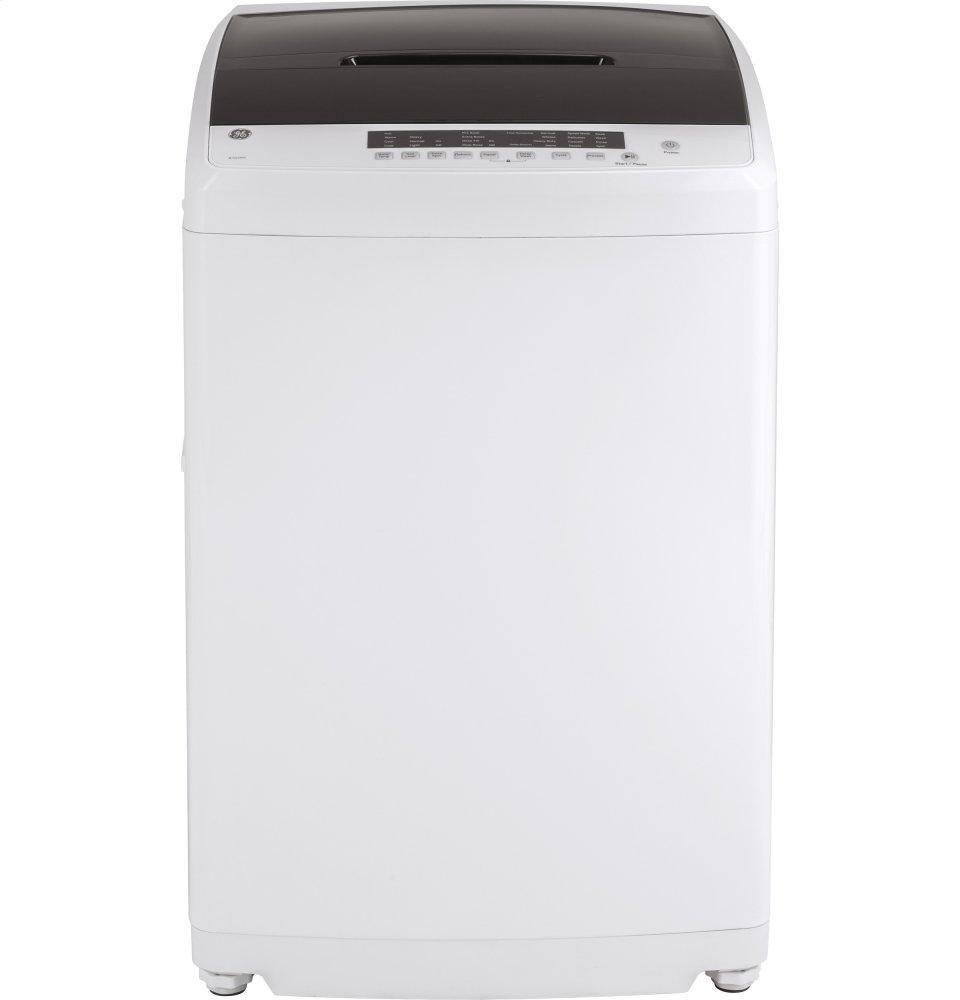 GESpace-Saving 2.8 Cu. Ft. Capacity Portable Washer With Stainless Steel Basket