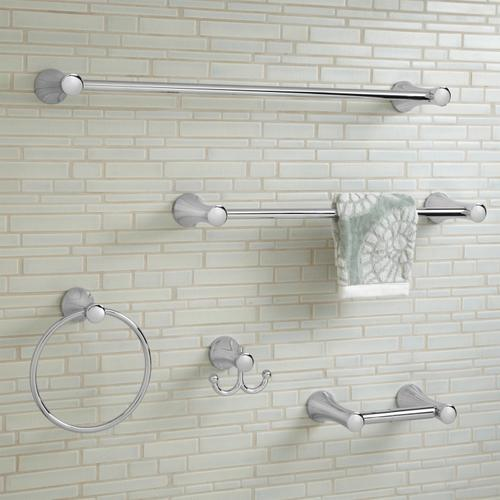 C Series Towel Ring  American Standard - Polished Chrome