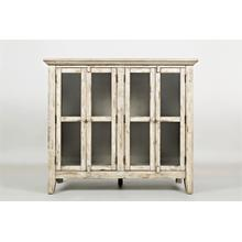 "Rustic Shores 48"" Accent Cabinet"