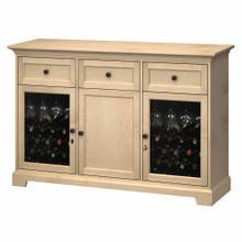 See Details - WS63F Wine & Bar Custom Console