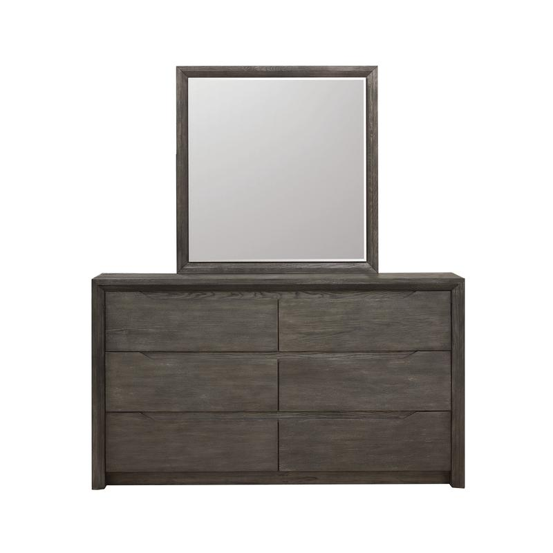 Java Dresser in Gray