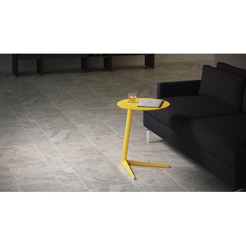 BDI Furniture - Milo Aluminum 1065 Laptop Stand / Side Table in Lemon