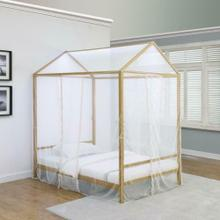 See Details - Twin LED Tent Bed