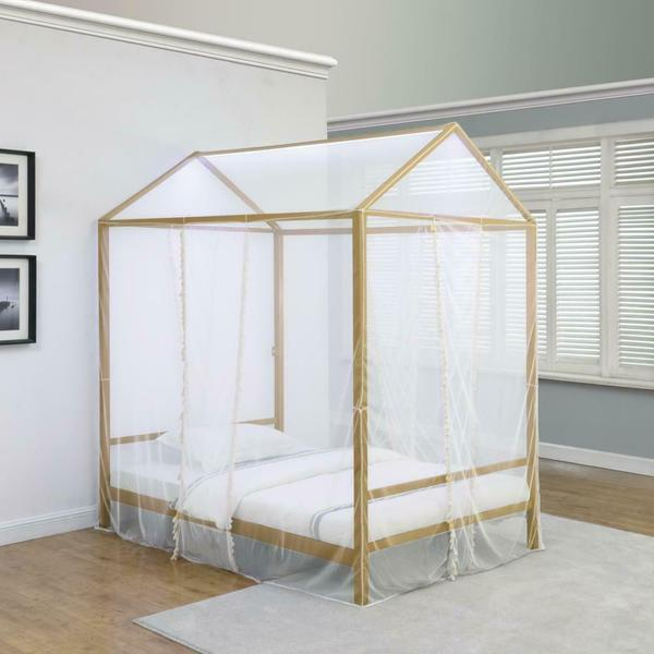 Twin LED Tent Bed