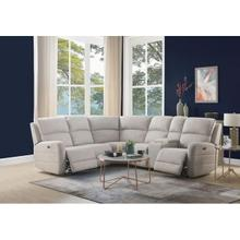 OLWEN CREAM SECTIONAL SOFA