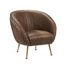See Details - Thatcher Chair - Mink