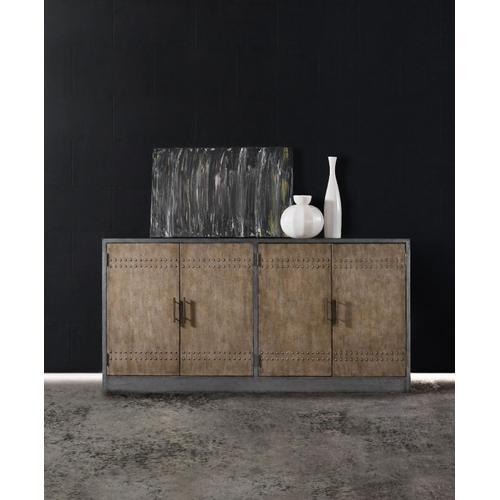 Living Room Melange Cooper Four-Door Credenza