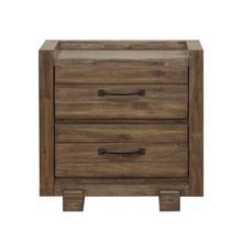 See Details - Woodbrook Nightstand in Brown
